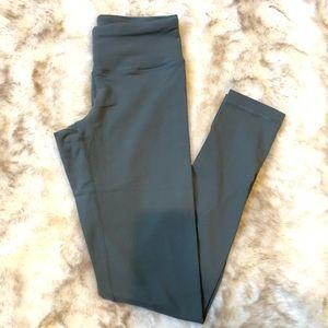 Green Leggings Align Pant Style XS
